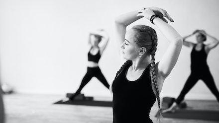SYJ Yoga Video