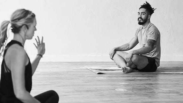 SYJ Meditation w/ Sarah | 16 minutes:...