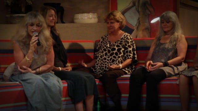 Embodiment Panel with Jill Purce & Shannon O'Neill