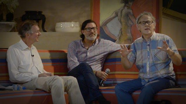 TED Censorship, Skeptical Fundamentalism with Rupert Sheldrake & Graham Hancock