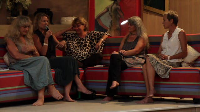 Embodiment Panel hosted by Catherine Svehla