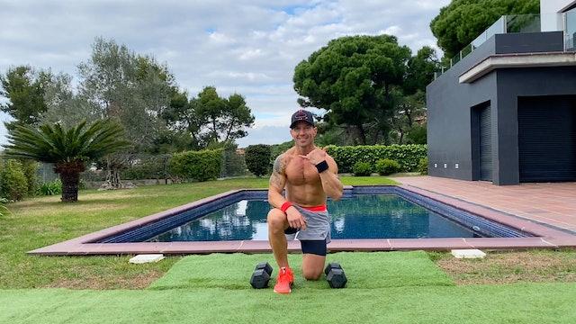 4m   Warm Up   Bodyweight   Full Body (w/ Italo)