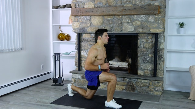 20m | Bodyweight | Core & Cardio (w/ Ash)