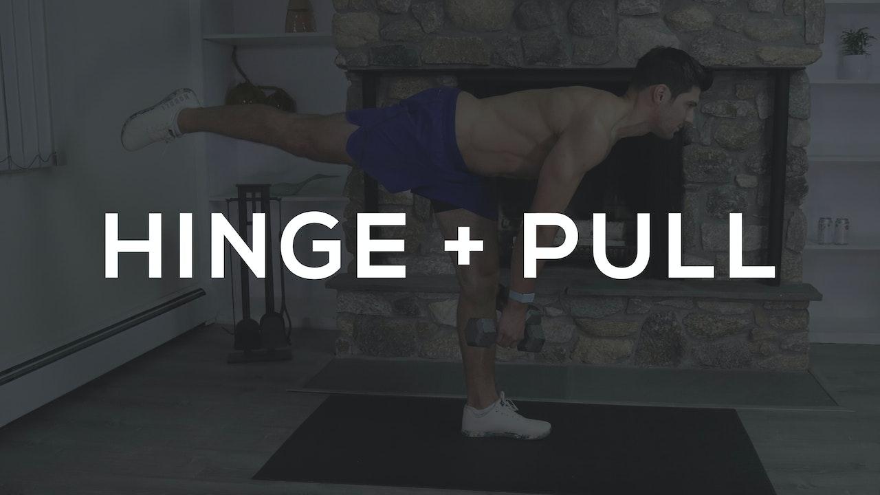 Pull & Hinge