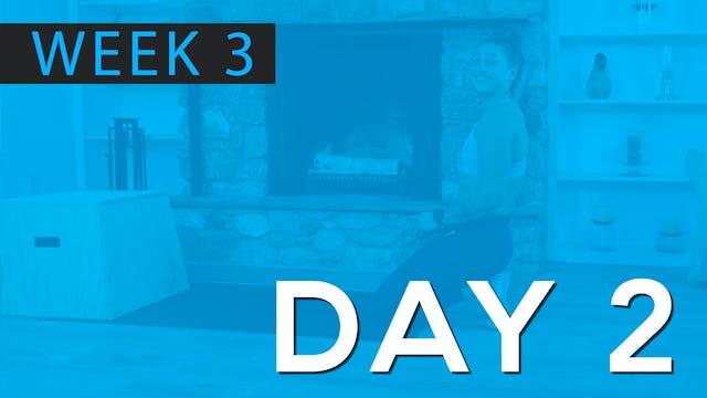 Week 3 | Day 2 | Bodyweight