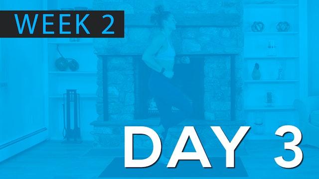Week 2 | Day 3 | Bodyweight