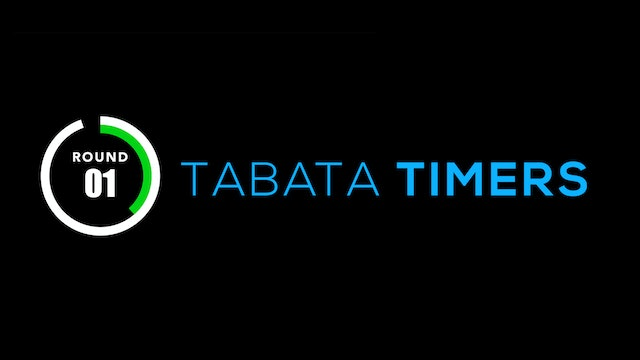 Tabata Timers (w/ Music)