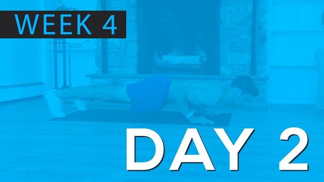 Week 4 | Day 2 | Bodyweight