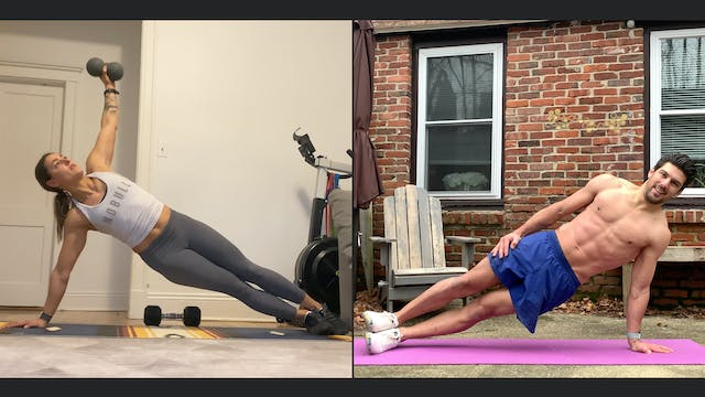 8m | Core | Weight or Bodyweight (w/ ...
