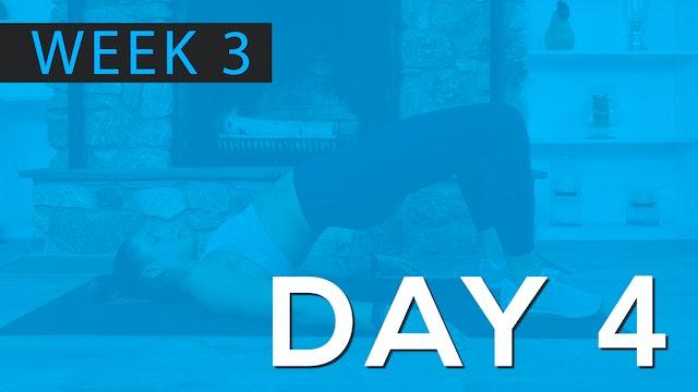 Week 3 | Day 4 | Bodyweight