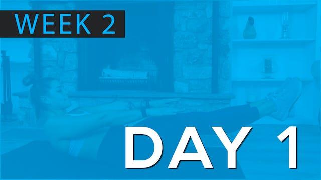 Week 2 | Day 1 | Bodyweight