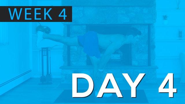 Week 4 | Day 4 | Bodyweight