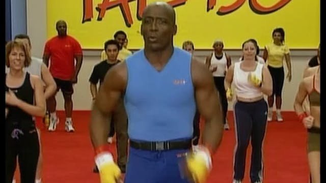 TaeBo 2 Get Ripped Basic 2
