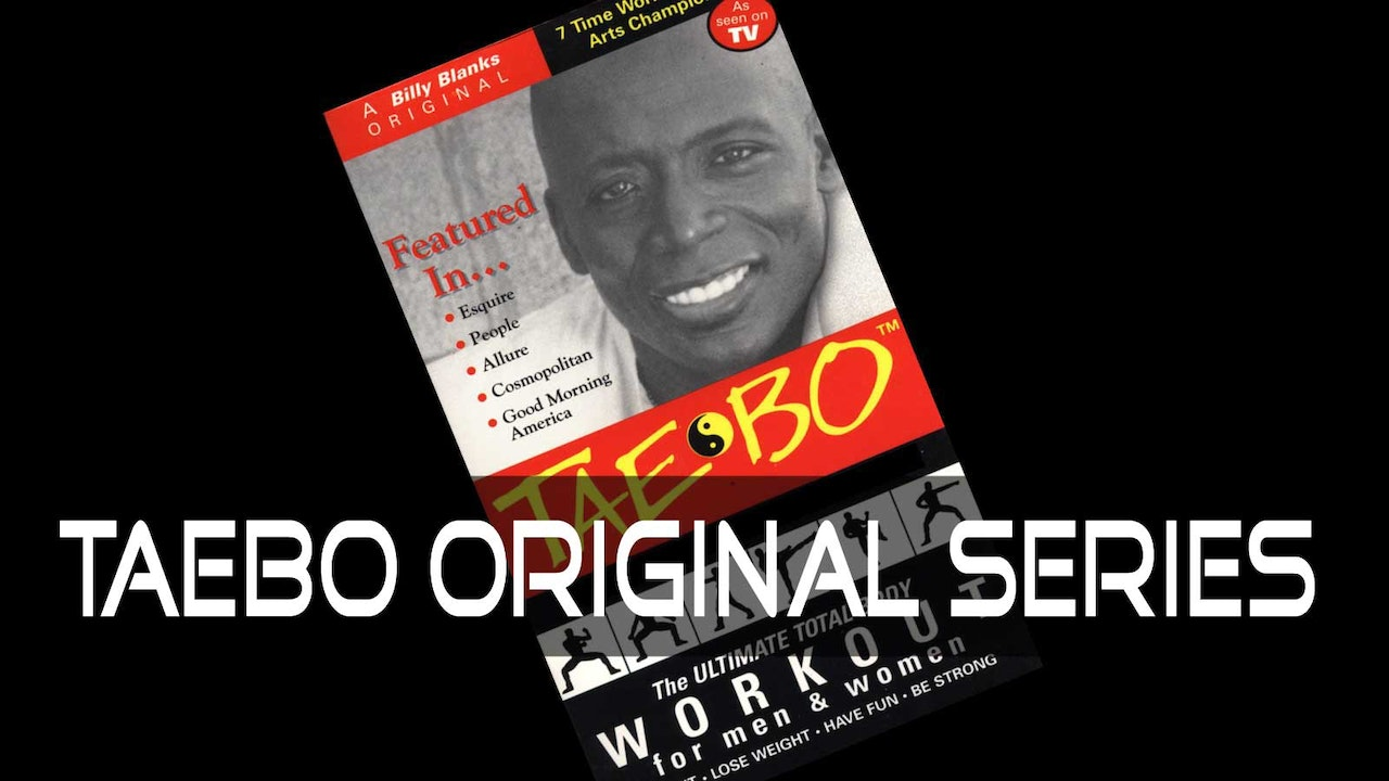 TaeBo Original Series