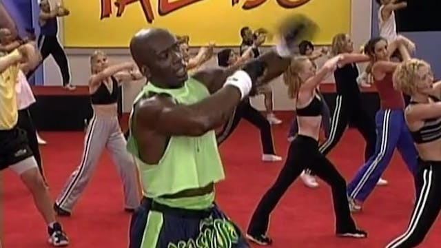 TaeBo Live Advanced