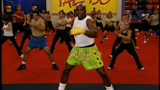 TaeBo Live Advanced 7