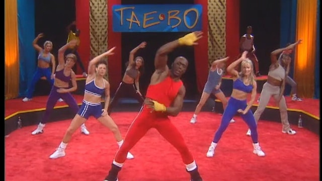 TaeBo Original Advanced