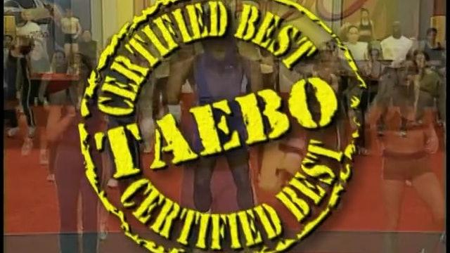 TaeBo Focus Ultimate Lower Body