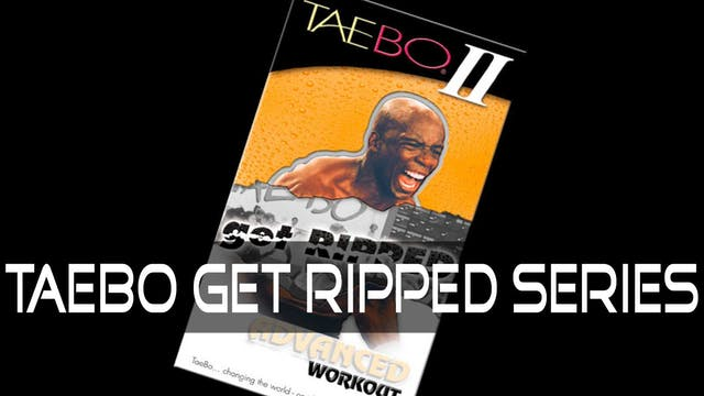 TaeBo Get Ripped Series