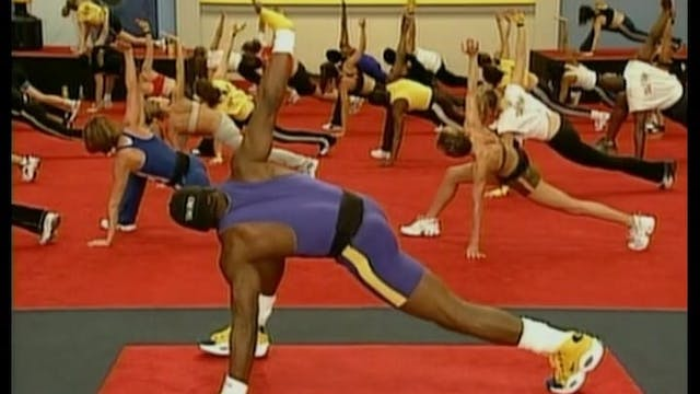 TaeBo 2 Get Ripped Advanced 1