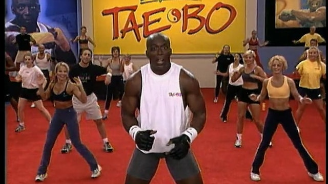 TaeBo Live Advanced 3