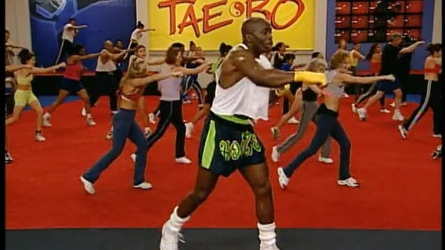 TaeBo Live Advanced 12