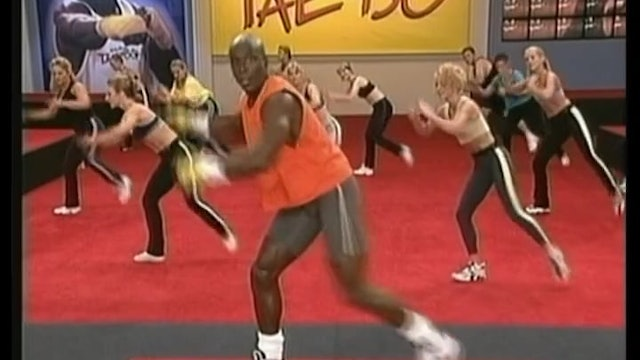 TaeBo Focus Abs and Glutes