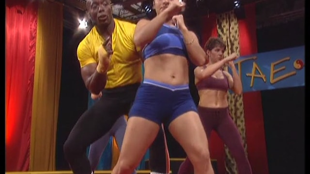 TaeBo Original Instructional