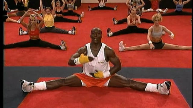 TaeBo Live Advanced 9