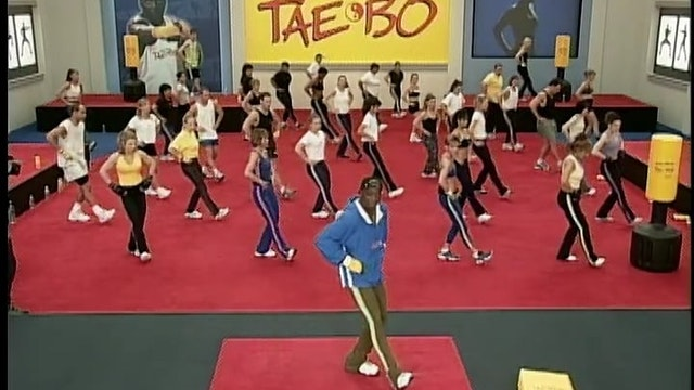 TaeBo Total Basic 4