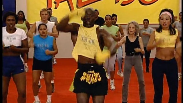 TaeBo Live Advanced 4