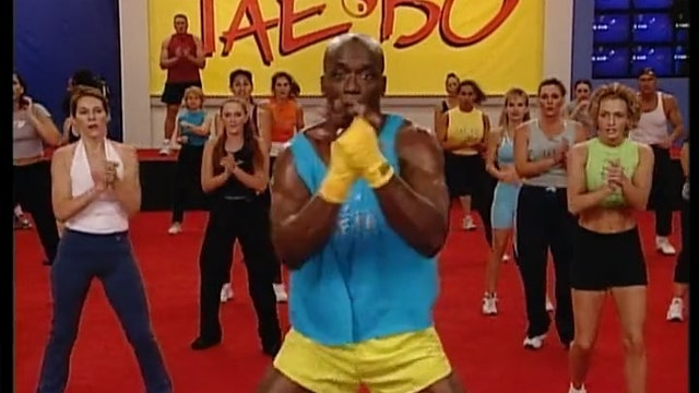 TaeBo Live Basic Volume 4