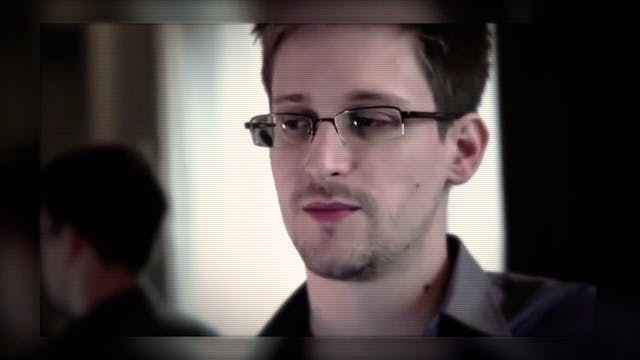 Extra Scene 01: Snowden
