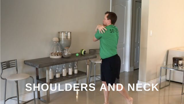 At Home 10 - The Shoulders and Neck