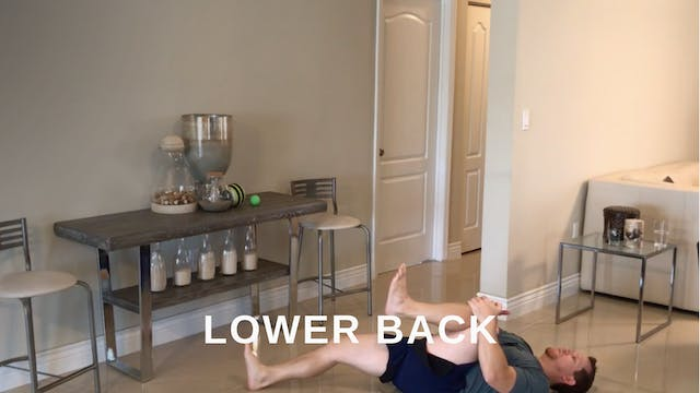 At Home 5 - The Lower Back