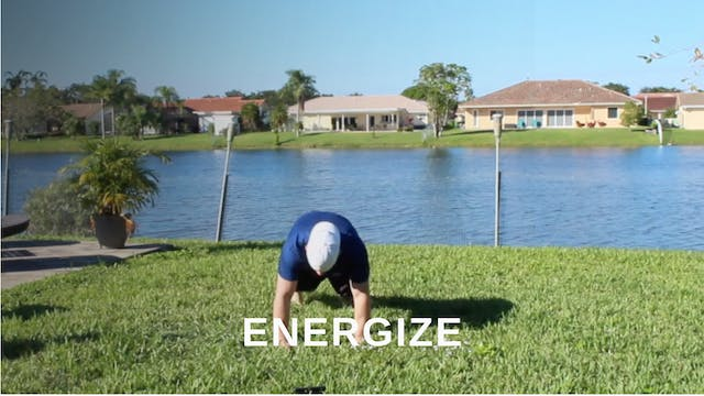 At Home 8- Energize