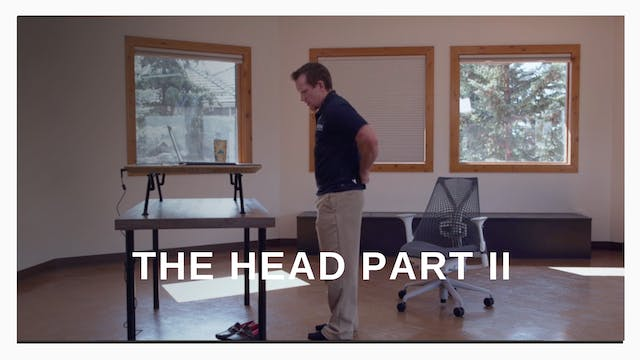 Office 8 -  The Head Part II