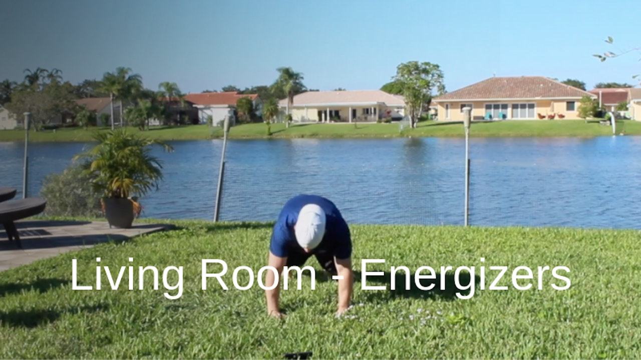 Living Room (Equipment Free) - Energizers