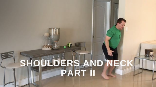At Home 18 - The Shoulders and neck P...