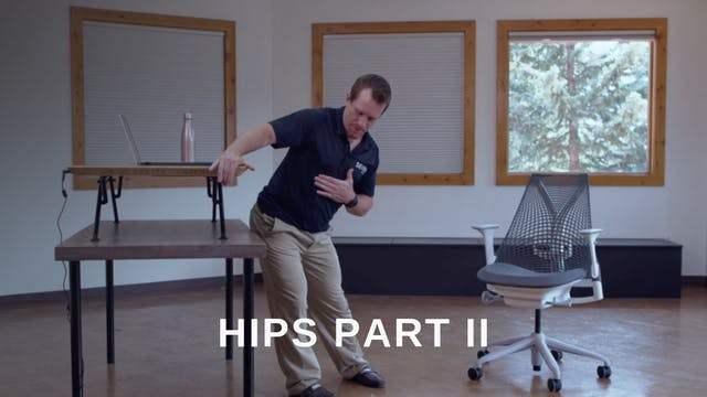 Office 17 - Hips Part II
