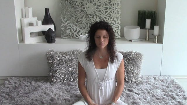 Overwhelmed- Meditation