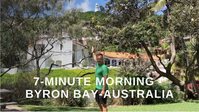 7 Minute Morning - Byron Bay Australia