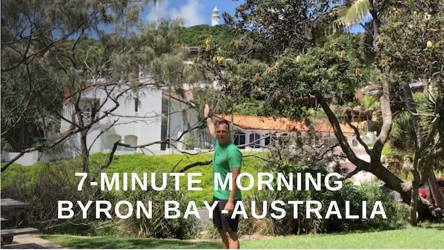 7 Minute Morning - Byron Bay Australia