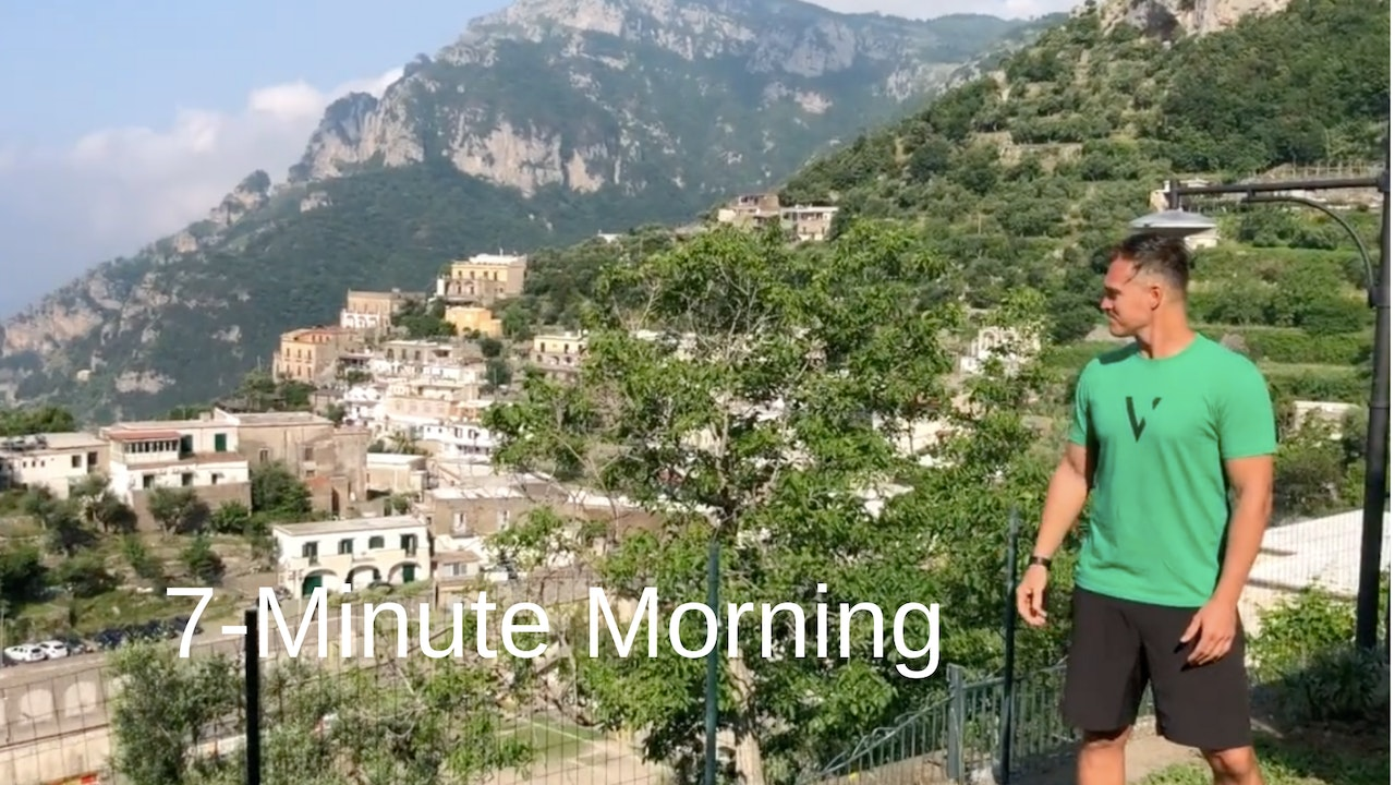 The Seven Minute Morning (Equipment Free)