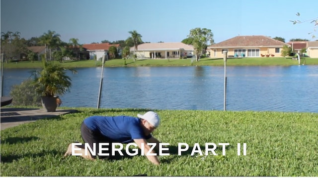 At Home 19 - Energize Part  II