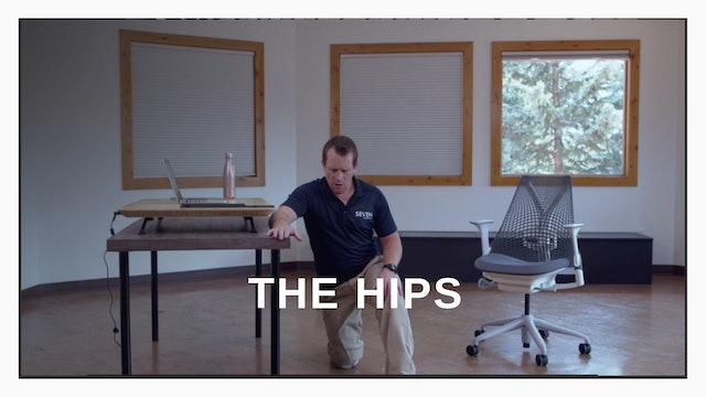 Office 2 - The Hips