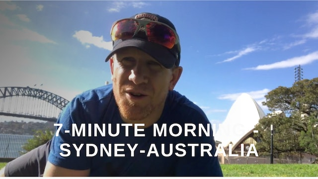 7 Minute Morning - Sydney Australia