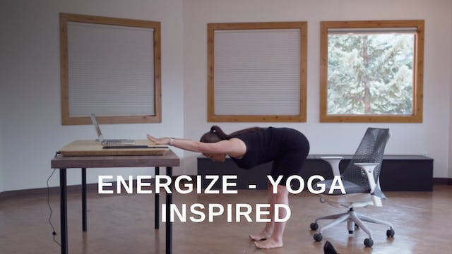 Office 20 - Energize Yoga