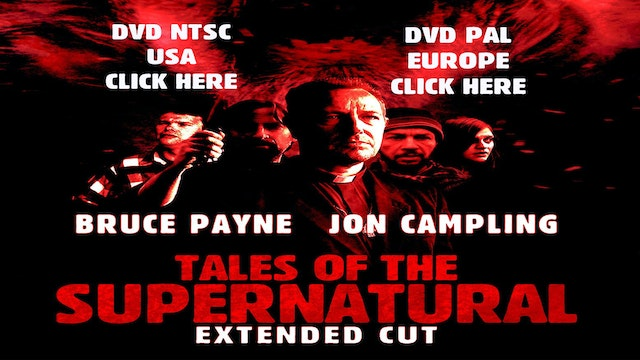 Tales Of The Supernatural: Extended Cut DVD [NTSC]