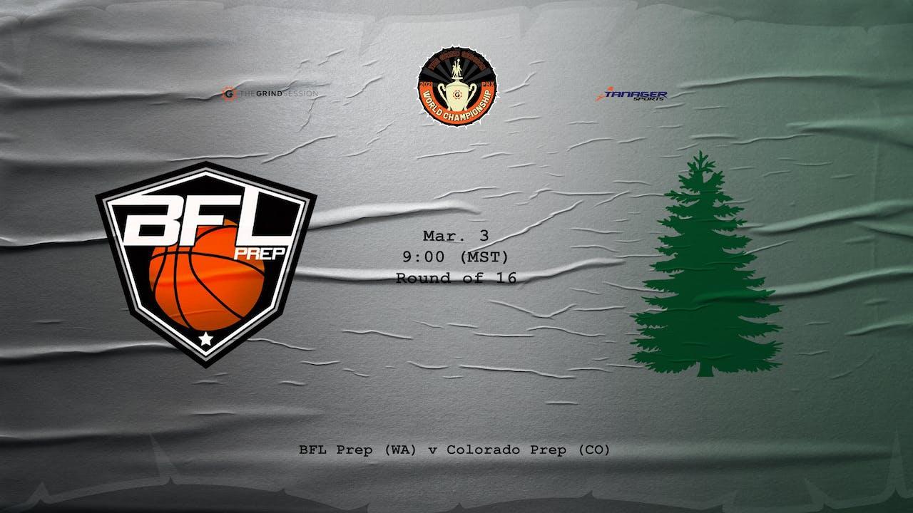 BFL Prep vs Colorado Prep